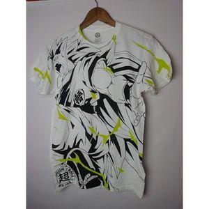 Dragon Ball Z Super Saiyan 3 T-Shirt Sz S NWOT